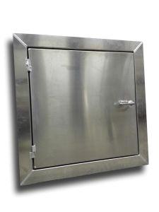 Hatch aluminium