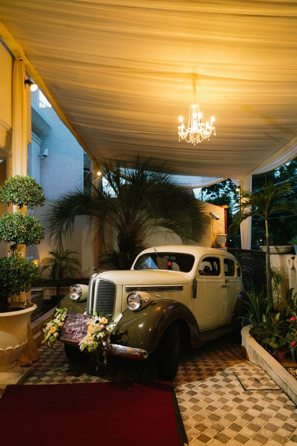 Erwin + Airin Engagement Party :: Car by Hauwke Auto Gallery