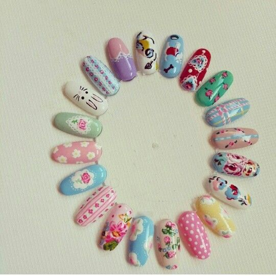 103 best nails art wheel images on pinterest nail art designs nail art prinsesfo Image collections