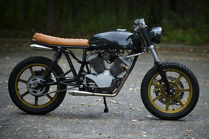 REVIVAL CYCLES – 1980 MOTO MORINI