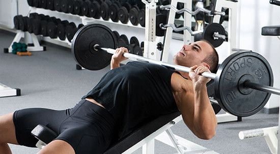 Learn the Right Bench Press Grip