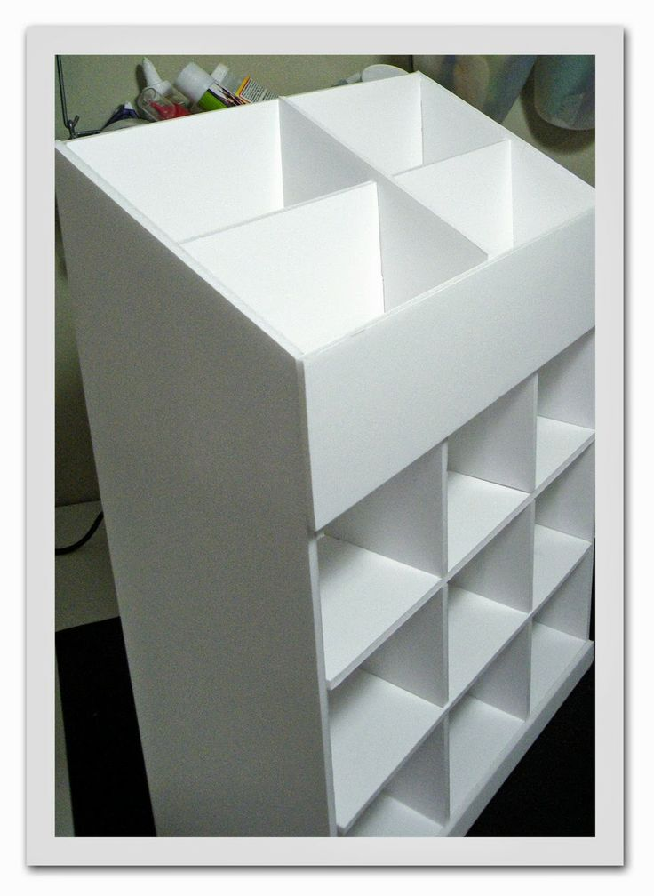 71 best foam board projects images on pinterest storage
