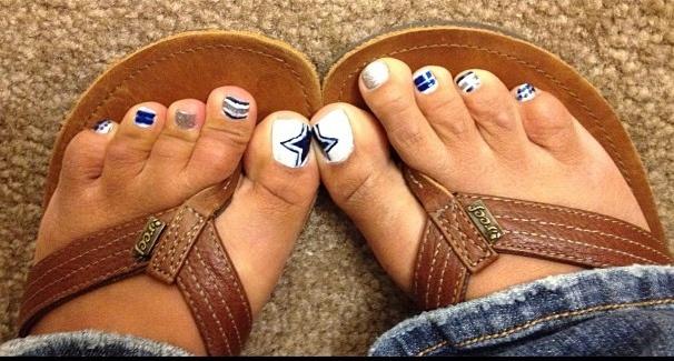 Dallas Cowboys Nails Designs Ivoiregion