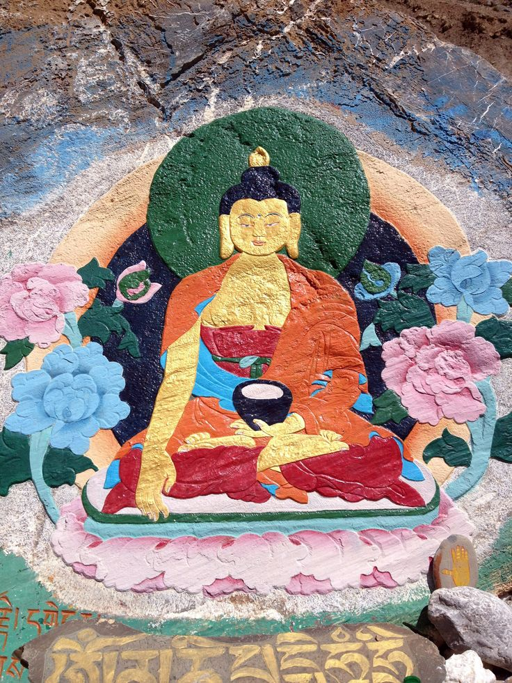 Entrance to Ki Monastery, Spiti Valley, India