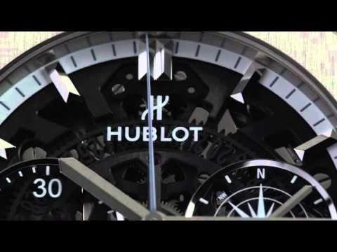@HUBLOT : Timekeeping of famous international sled dog race ••• LA GRANDE ODYSSÉE - YouTube