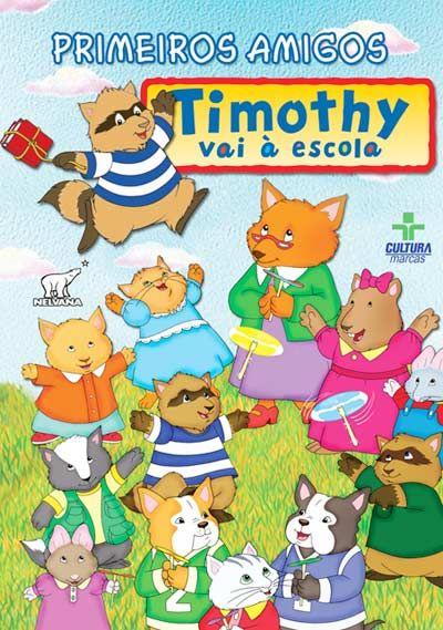 Timothy vai à Escola