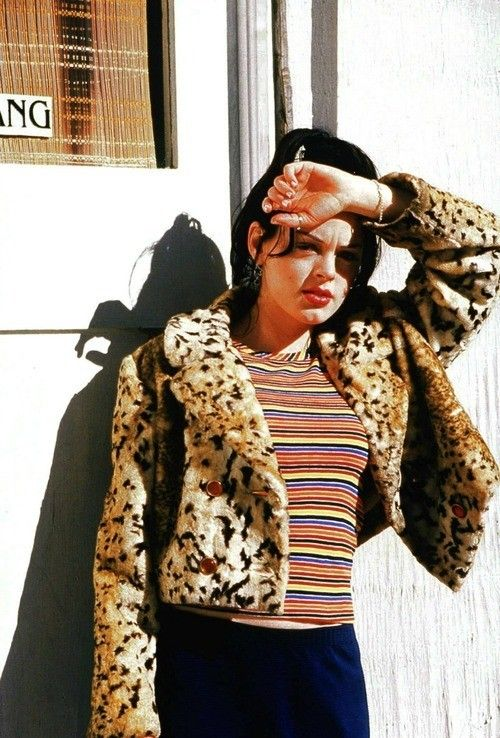 Rose McGowan as George in Lewis & Clark & George. Part of our top ten of cinema's most fashionable on-screen rebels. More images here: http://www.dazeddigital.com/fashion/article/19448/1/cinemas-most-rebellious-screen-icons