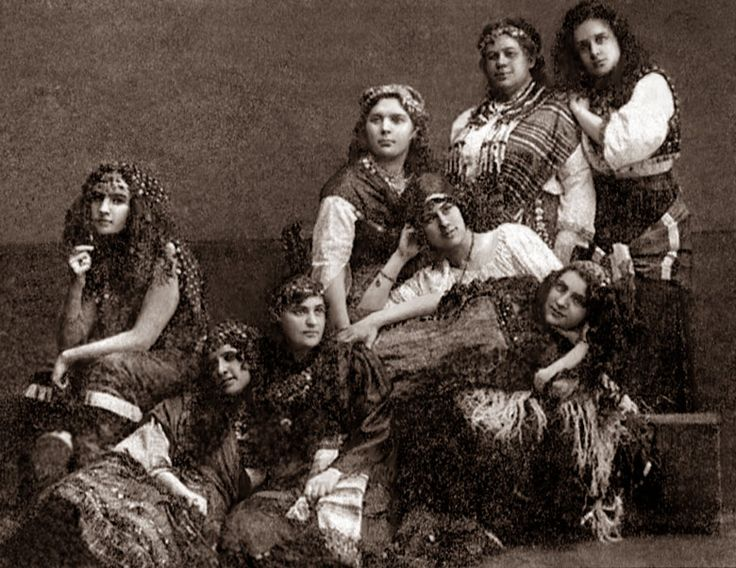 Real Vintage Clothing: 96 Best Gypsies Images On Pinterest