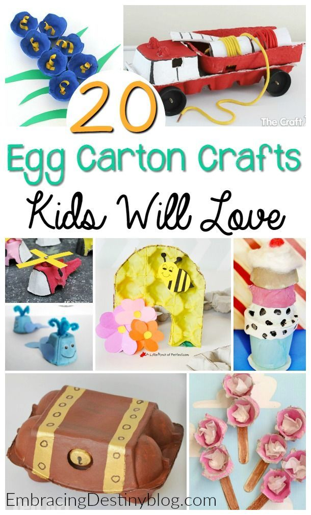 1000 images about crafty child on pinterest activities for Plastic egg carton crafts