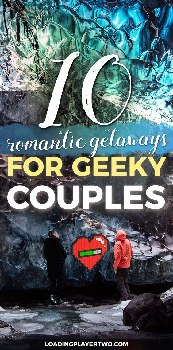 EPIC list of romantic adventures/getaways for geeky couples. This list of travel destinations for pop culture fans are a must for anybody interested in filming locations and popular culture!
