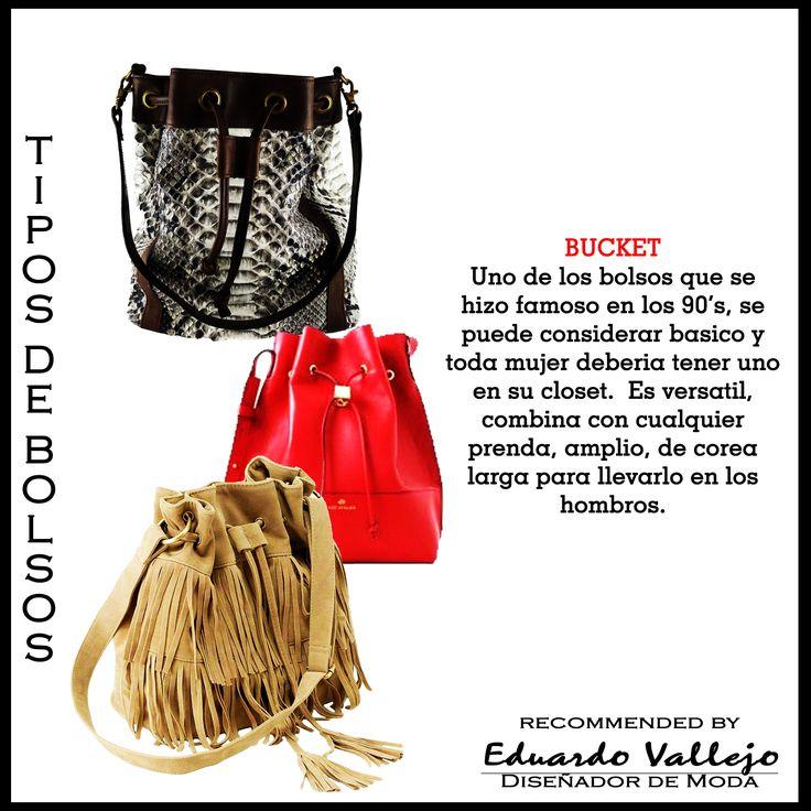 tipos de bolsos By Eduardo Vallejo