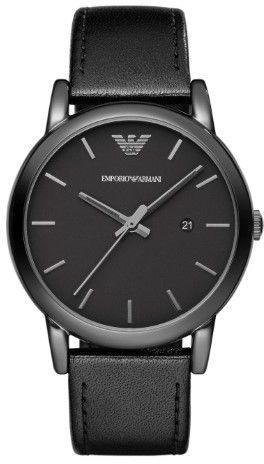 Emporio Armani Men's AR1732 Classic Leather Watch, 41mm