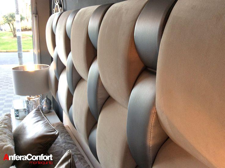 Tapizados de calidad para que tu #cabecero de #dormitorio quede perfecto #headboards #deco #interiors