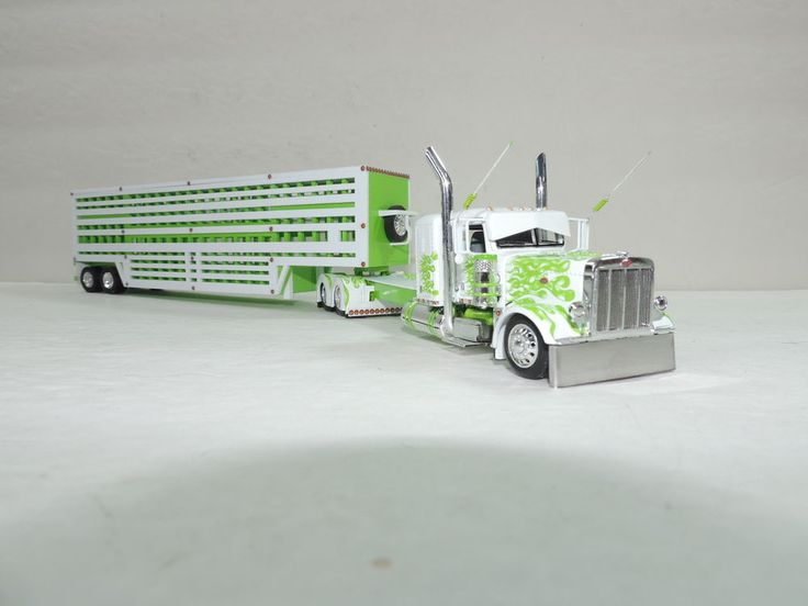 Custom Toy Semi Trucks : Best images about dcp on pinterest nice peterbilt