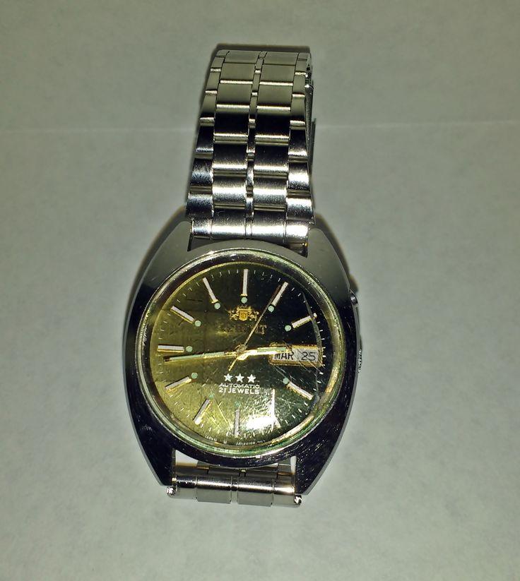 Reloj Orient IT469618A Vintage