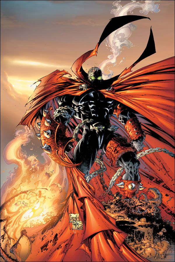 SPAWN.COM >> COMICS >> SPAWN >> MONTHLY SERIES >> ISSUE 133