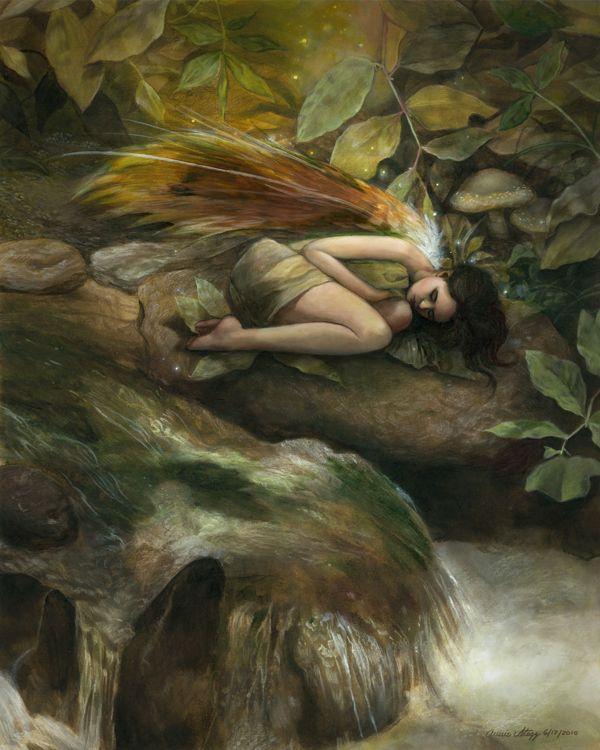 Fairie by Annie Stegg