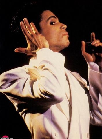 Prince - Under the Cherry Moon Opening Concert