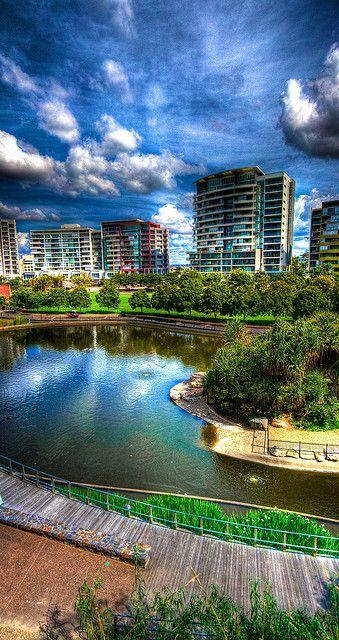 Roma St Parklands - Brisbane, Australia