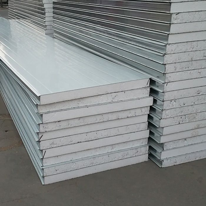 Lightweight Energy Saving Fireproof Composite Wall Board Eps Sandwich Panel Exterior Wall Panels Insulated Panels Wall Paneling
