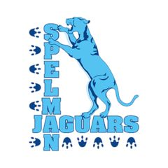 NCAA collegiate sports merchandise, gifts and gear for the super fan of the Spelman Jaguars offered by Team Sports.