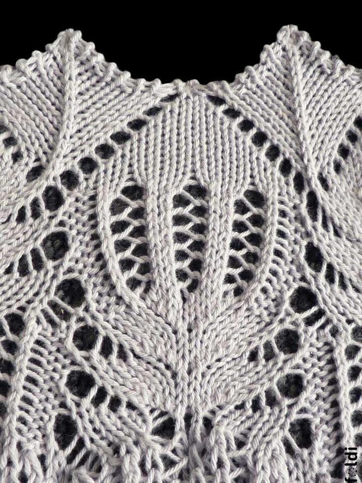 knitting, lace