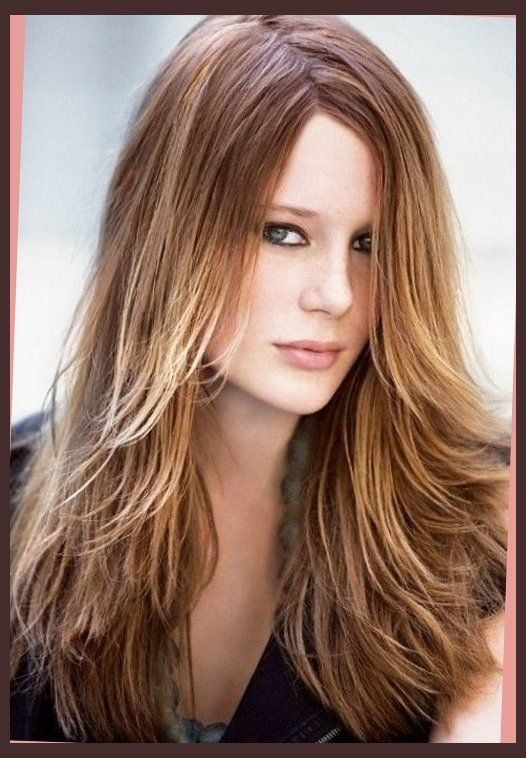 Stilvolle Haarschnitt Ideen Für Das Lange Haar Hair Pinterest