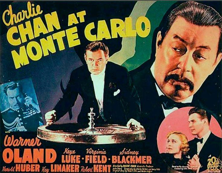 Cartel de la película: Charlie Chan At Monte Carlo (1937)