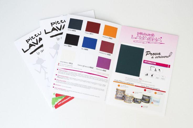 Pittura lavagna cartella colori - Pittura Lavagna pittura effetto lavagna, effetto lavagna, muro lavagna, vernice lavagna, vernice magnetica...