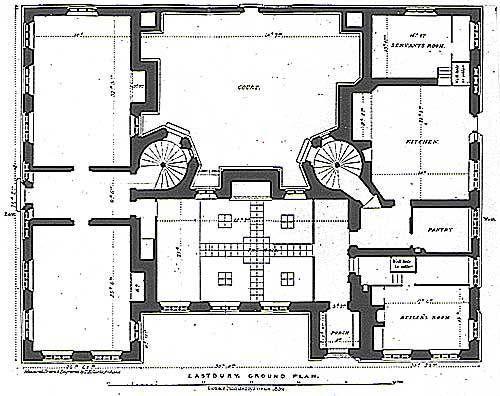 1709 best georgian regency era england images on pinterest for Traditions of america floor plans