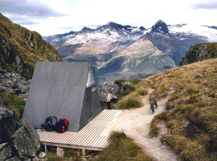 Routeburn Track in New Zealand. i would love to do this hike.: Photo