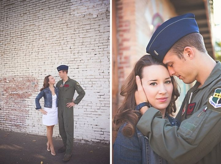 Dating man in military