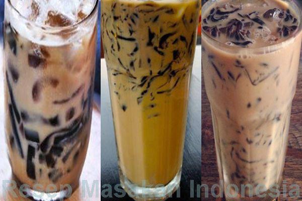 resep minuman segar http://inforesepmasakansederhana.com/petunjuk-lengkap-cara-membuat-es-cincau-susu-segar/