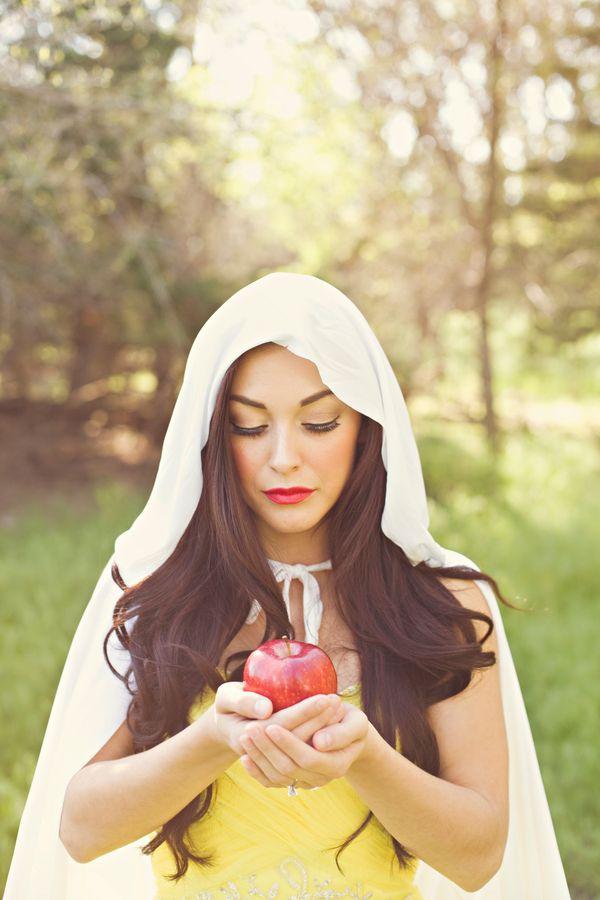Snow White Engagement  |  sublett studios
