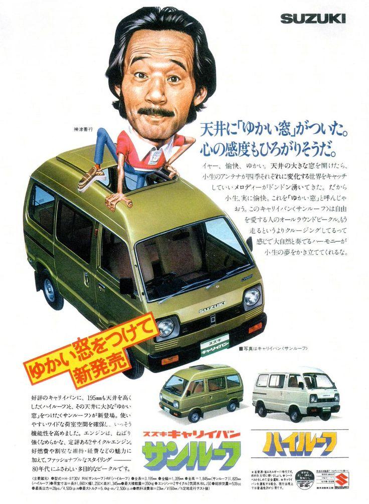 1981年 SUZUKI