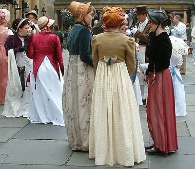 Jane Austen Festival, Bath. This event is officially on my Bucket list