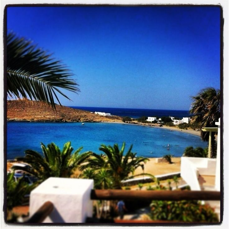 View from Porto Raphael hotel @Valerie Crowe Island