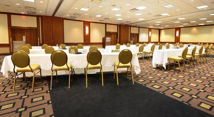 Watch us transform our versatile ballrooms and meeting spaces to suit your next event!