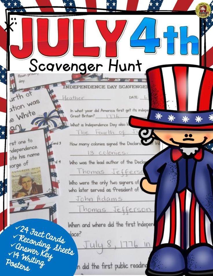 371 best 4th of july plans images on pinterest learning resources teaching resources and. Black Bedroom Furniture Sets. Home Design Ideas