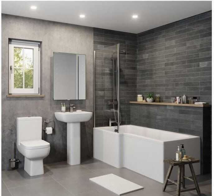 Pin By Bathroomideas On Koupelna In 2020 Small Bathroom Ideas Uk Bathroom Ideas Uk Small Bathroom Makeover