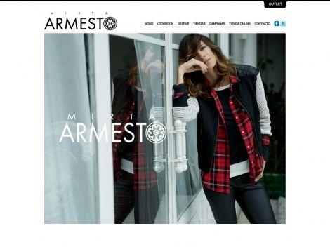 E-commerce de la marca argentina @Mirta Armesto