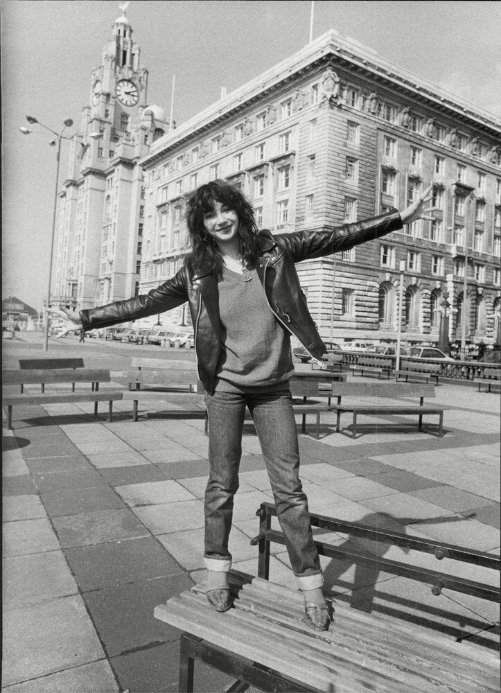 Kate Bush, Liverpool, 1979