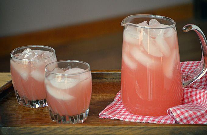 Watermelon Lemonade: A favorite Summertime Refreshment - Pure Grace Farms