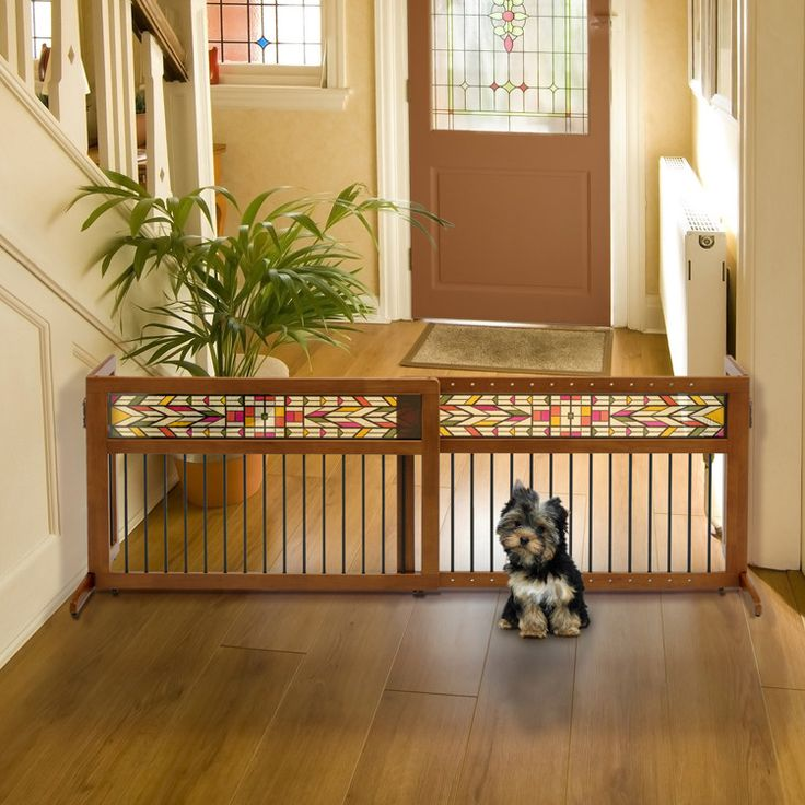Do you need a solution to give your small dog some free roaming indoors/ How about a pet crate that saves space as a crate yet expands to a play area within a few seconds. The Flip To Play Pet Crate i