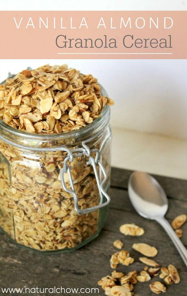 Vanilla-Almond-Granola-Cereal