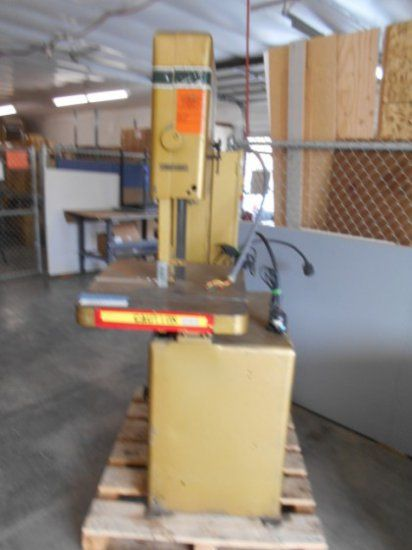 Powermatic Bandsaw 87, Used | Auctions Online | Proxibid