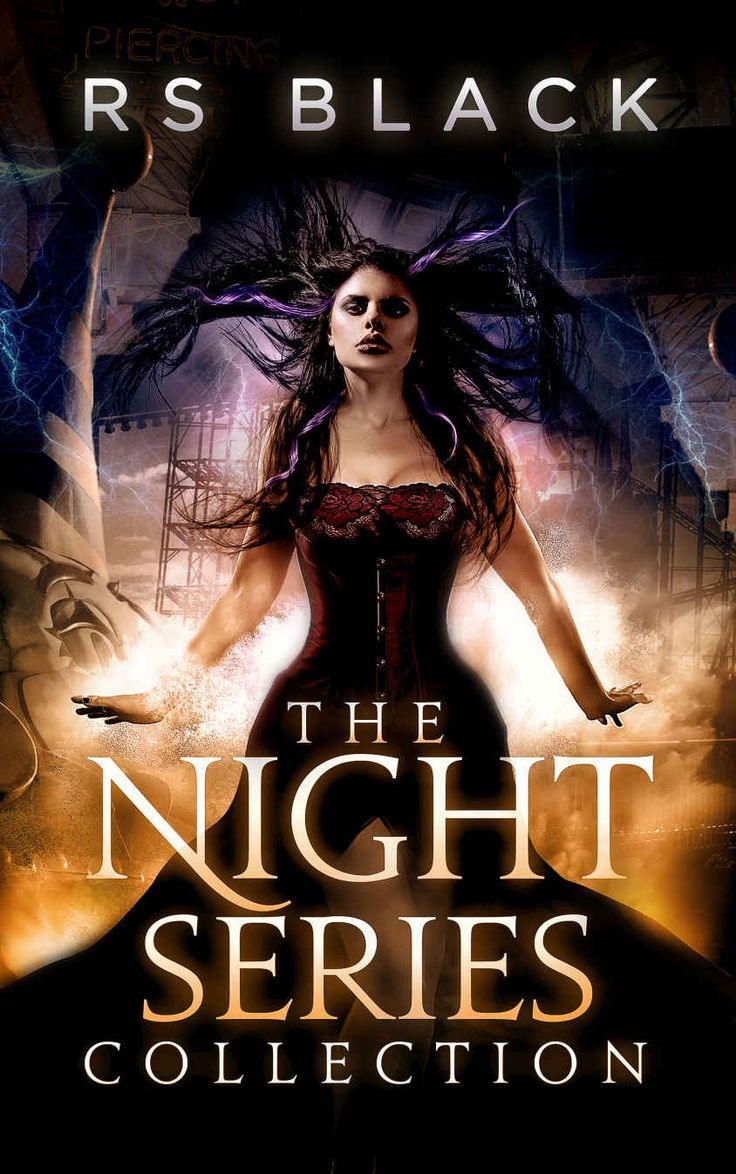 Amazon: Night Series Collection: Books 1 And 2 Ebook: Rs Black