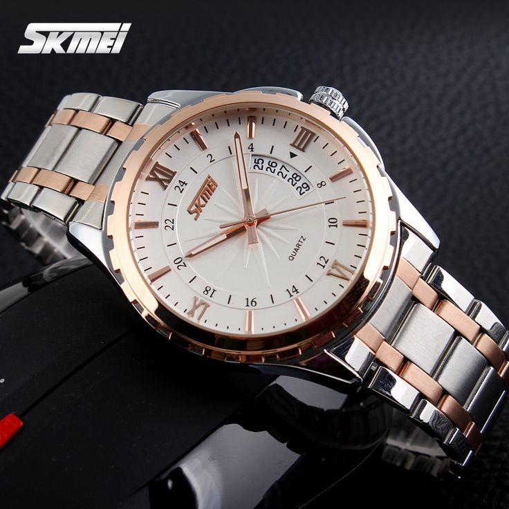 $23.98 (Buy here: https://alitems.com/g/1e8d114494ebda23ff8b16525dc3e8/?i=5&ulp=https%3A%2F%2Fwww.aliexpress.com%2Fitem%2FWatches-Men-Luxury-Brand-Quartz-Watch-Men-Full-Steel-Wristwatches-Casual-Clock-Relogio-Masculino-Reloj-Hombre%2F32703246470.html ) Watches Men Luxury Brand Quartz Watch Men Full Steel Wristwatches Casual Clock Relogio Masculino Reloj Hombre Quartz-Watch Skmei for just $23.98