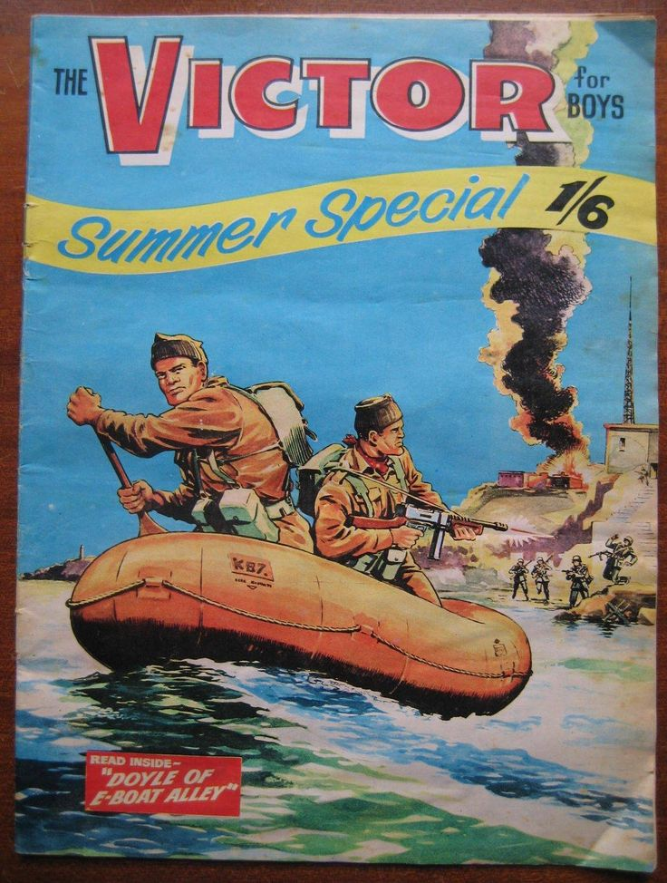 The Victor Summer Special 1969