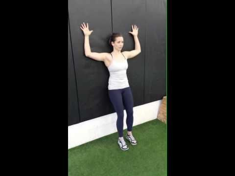 Getting Control of Overhead Movement: 5 Basic Drills to Prepare the Body | Breaking Muscle
